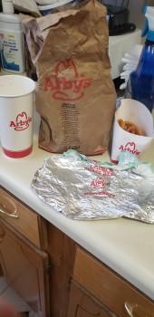 Arby's, West Mercury Boulevard, Hampton, VA, USA photo-169559 Got Food Poisoning? Report it now