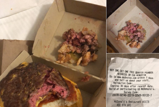 McDonald's, 490, 8th Ave, New York, NY 10001, USA photo-171633 Got Food Poisoning? Report it now