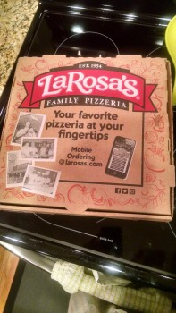 LaRosa's Pizza Wyoming, Springfield Pike, Cincinnati, Ohio, USA photo-175470 Got Food Poisoning? Report it now