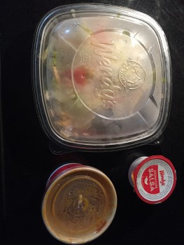 Wendy's, North Airline Highway, Gonzales, LA, USA photo-178184 Got Food Poisoning? Report it now
