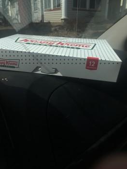 Krispy Kreme Doughnuts, South Maple Street, Akron, OH, USA photo-179648 Got Food Poisoning? Report it now