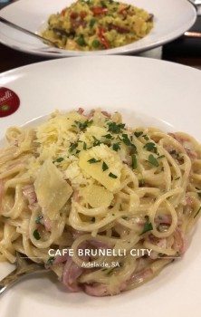 Cafe Brunelli, Rundle Street, Adelaide SA, Australia photo-181049 Got Food Poisoning? Report it now