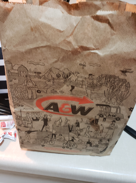 A&W Canada, Mayfield Common Northwest, Edmonton, AB, Canada photo-181931 Got Food Poisoning? Report it now