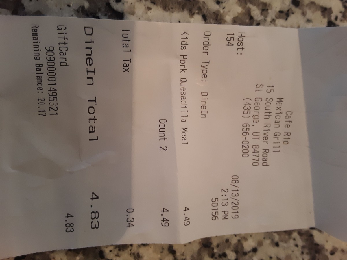 Cafe Rio Mexican Grill - Got Food Poisoning? Report it now
