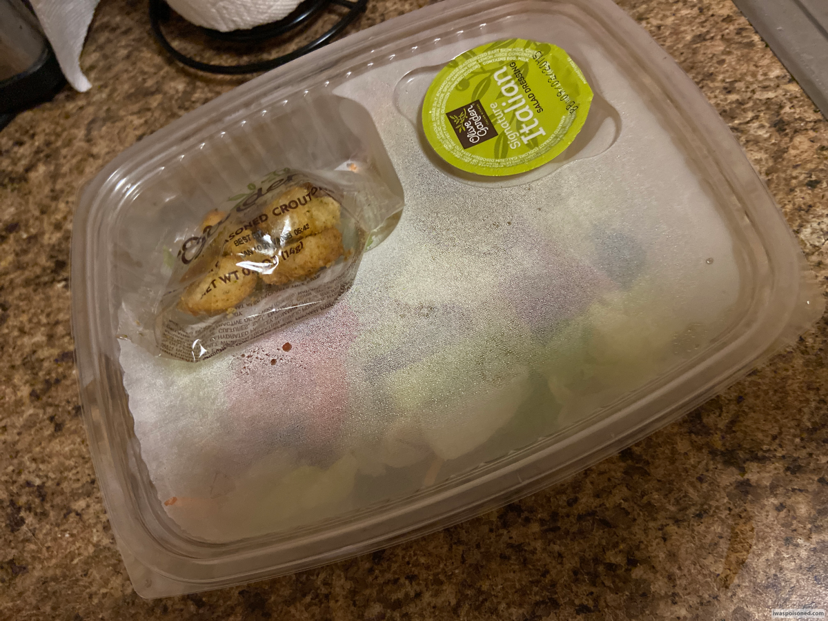 Olive Garden Make You Sick Get Help Now