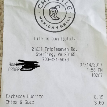 Chipotle Mexican Grill, Tripleseven Road, Sterling, VA, United States photo-67858 Got Food Poisoning? Report it now
