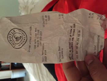 Chipotle Mexican Grill, North Loop West, Houston, TX, United States photo-69574 Got Food Poisoning? Report it now