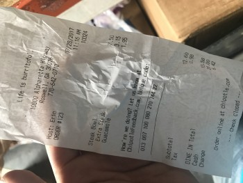 Chipotle Mexican Grill, Alpharetta Highway, Roswell, GA, United States photo-70020 Got Food Poisoning? Report it now