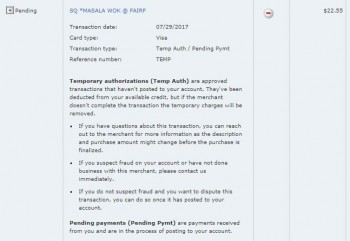 Masala Wok (Fairfax, VA), Fairfax Boulevard, Fairfax, VA, United States photo-70192 Got Food Poisoning? Report it now