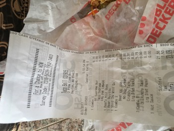 Taco Bell, Pine Cone Road, Dayton, NV, United States photo-70613 Got Food Poisoning? Report it now