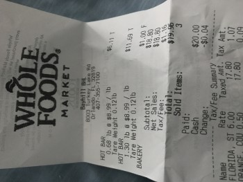 Whole Foods Market, Orlando, FL, United States photo-74667 Got Food Poisoning? Report it now