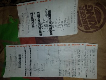 Burger King, Central Avenue, Hot Springs, AR, United States photo-74678 Got Food Poisoning? Report it now