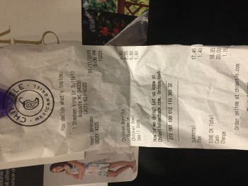 Chipotle, Americas, Stephen King Drive, Augusta, ME, United States photo-92071 Got Food Poisoning? Report it now