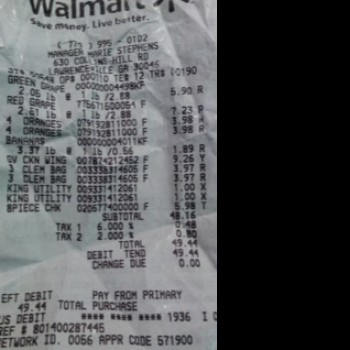 Walmart Supercenter, Collins Hill Road, Lawrenceville, GA, United States photo-92596 Got Food Poisoning? Report it now