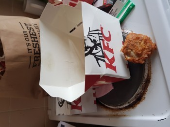 KFC, Wessex Fields, Frome, UK photo-96571 Got Food Poisoning? Report it now