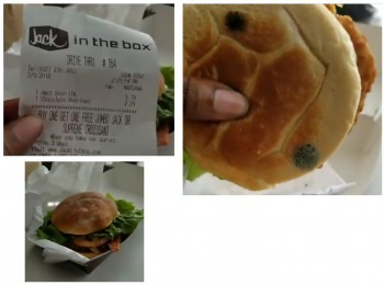 Jack In The Box, South 35th Avenue, Phoenix, AZ, USA photo-96749 Got Food Poisoning? Report it now